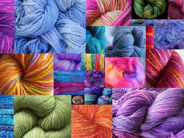 yarn desktop - Created by Danielle