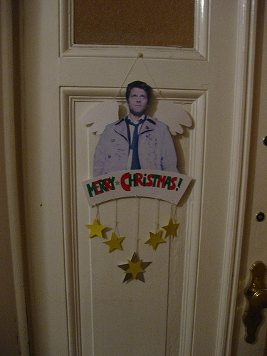 ChristmasCastiel
