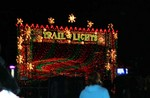 Highlight for Album: Trail of Lights 07